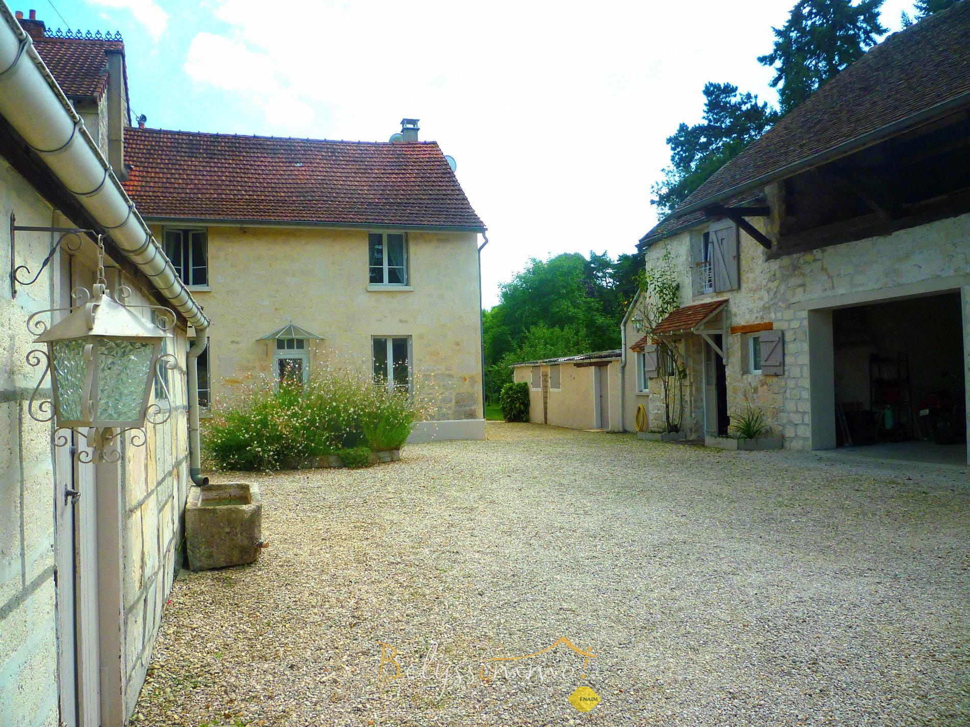 Offres de vente Propriete Coye-la-Forêt (60580)